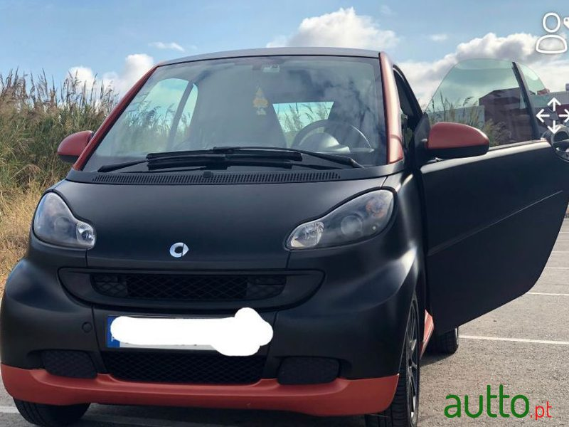 2008 Smart Fortwo in Loures, Portugal - 5