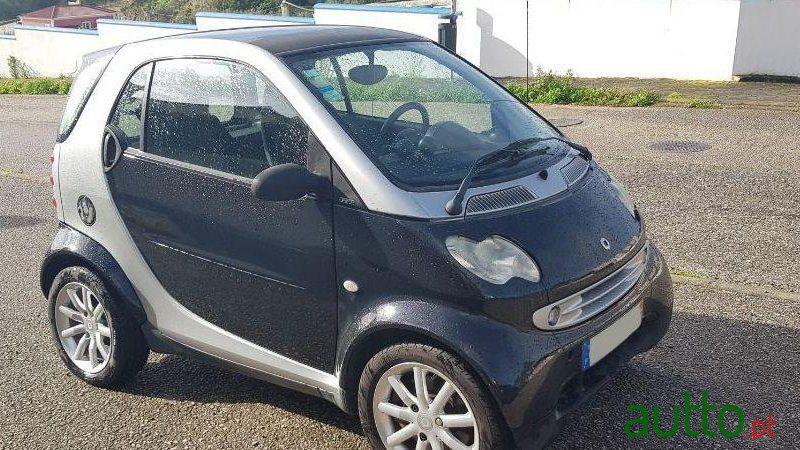 2003 Smart Fortwo Coupe in Mafra, Portugal - 4