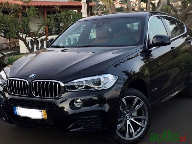 2017 BMW X6-M 40 D Xdrive Pack in Funchal, Portugal - 4