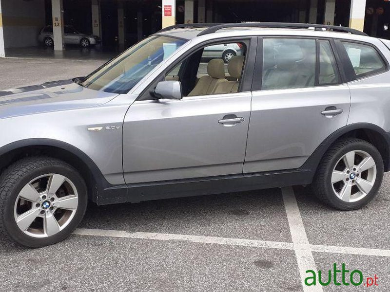 2005 BMW X3 2.0 D in Loures, Portugal - 4