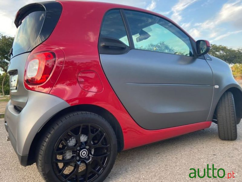 2018 Smart Fortwo in Figueira da Foz, Portugal - 3