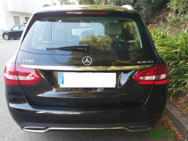 2015 Mercedes-Benz C-200 em Gondomar, Portugal - 5