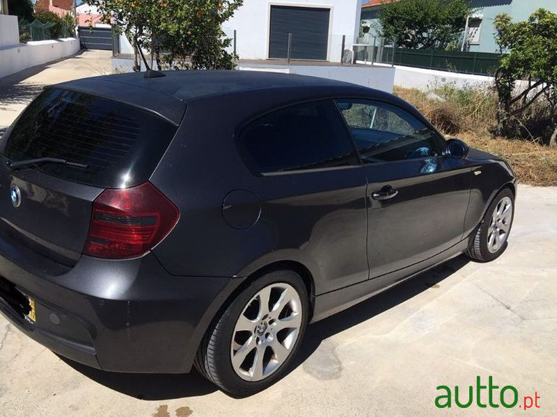 2008 BMW 120 Ver-D in Sintra, Portugal - 3