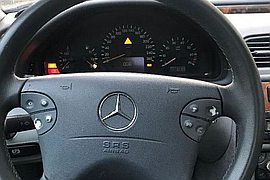 1999' Mercedes-Benz Clk-200