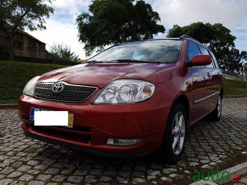 2002 Toyota Corolla Sw 1 4 Sol For Sale 3 490 Faro