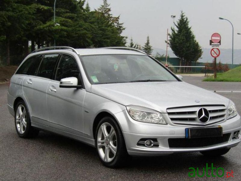 2009 39 mercedes benz c 220 for sale 16 000 lisbon portugal. Black Bedroom Furniture Sets. Home Design Ideas