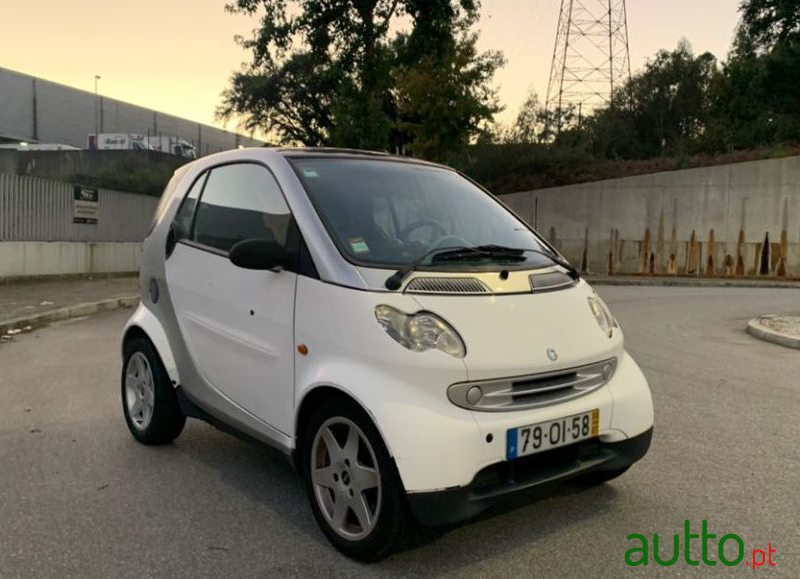 2003 Smart Fortwo 0.8 Passion em Valongo, Portugal - 3