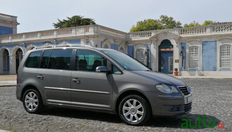 2006 Volkswagen Touran in Sintra, Portugal - 2
