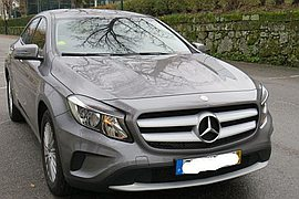 2015' Mercedes-Benz Gla-180