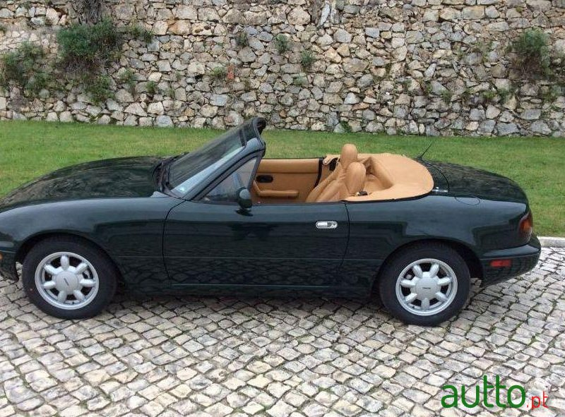 1991 Mazda MX-5 1.6 in Cascais, Portugal - 2