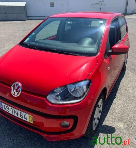 2013 Volkswagen Up in Mafra, Portugal - 2