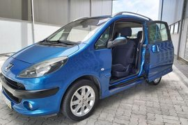 2007' Peugeot 1007 1.4 Hdi Sporty