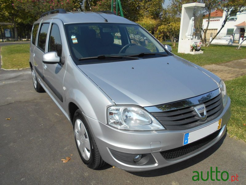 2010 39 dacia logan 1 5 dci 7 seater for sale 8 900 s rgio lisbon portugal