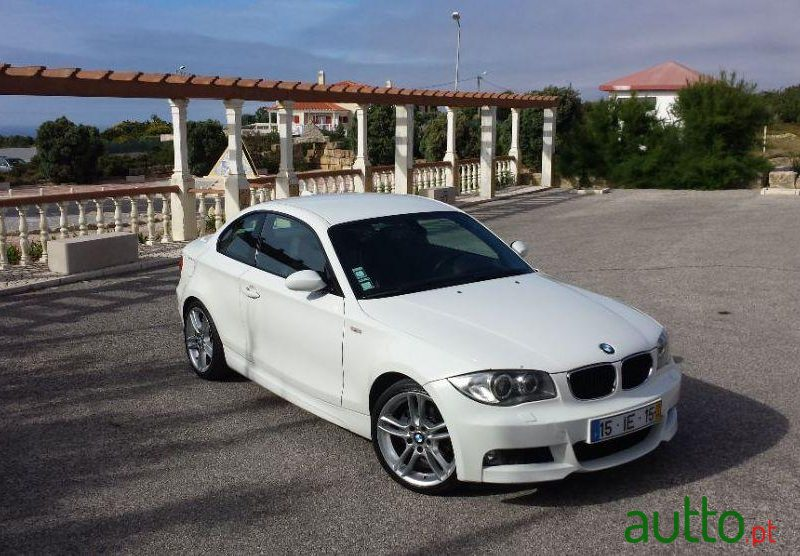 2009 BMW 120 D in Sintra, Portugal - 3