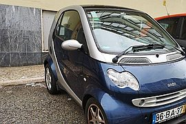 2002' Smart Fortwo