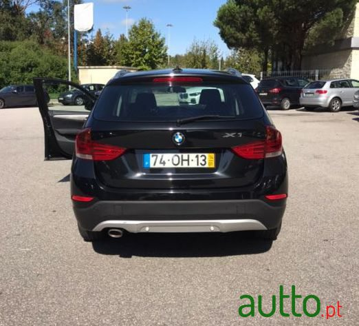 2014 BMW X1 in Porto, Portugal - 4