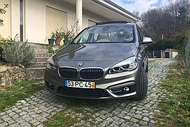 2014' BMW 218 Active Tourer Luxury