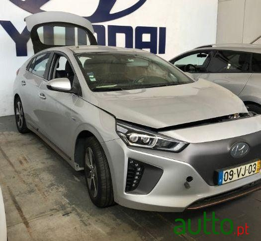 2018 Hyundai Ioniq Ev Eletric Tech in Braga, Portugal - 4