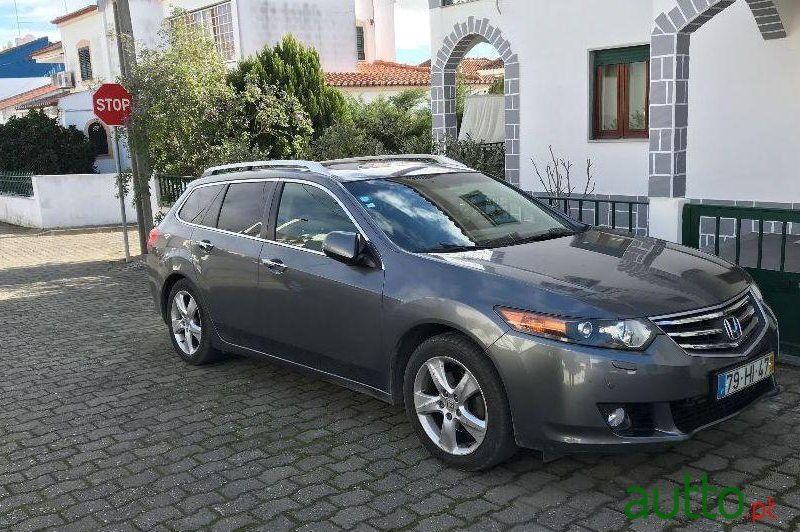 2009 Honda Accord Tourer in Castro Verde, Portugal - 2
