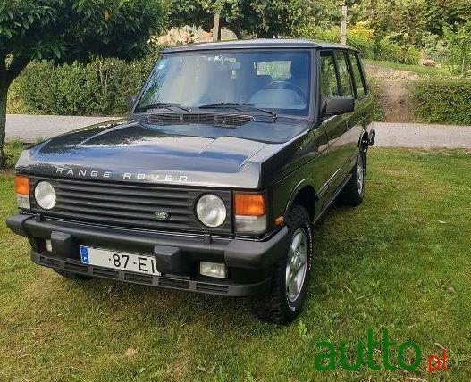 1994 Land Rover Range Rover in Gondomar, Portugal - 2