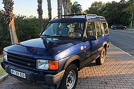 1994' Land Rover Discovery