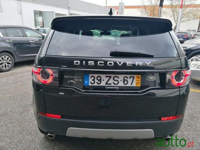 2018 Land Rover Discovery Sport in Beja, Portugal