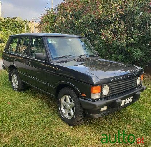 1994 Land Rover Range Rover in Gondomar, Portugal - 5