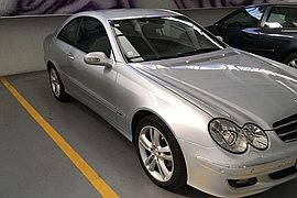 2006' Mercedes-Benz Clk-220 Avantgarde
