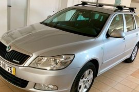 2012' Skoda Octavia Break