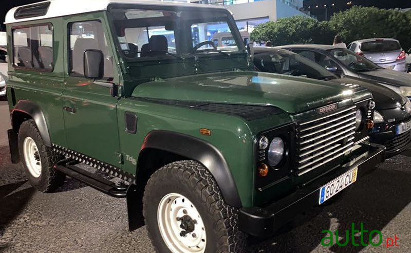 2000 Land Rover Defender 90 Tdi in Funchal, Portugal - 3