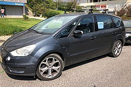 2008' Ford S-Max