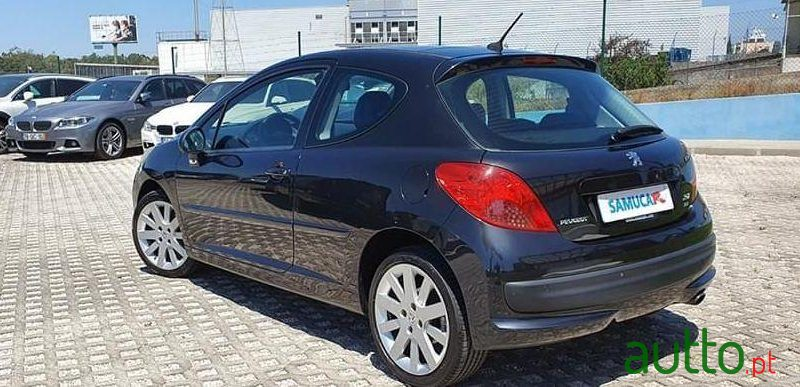 2006 Peugeot 207 in Seixal, Portugal - 3