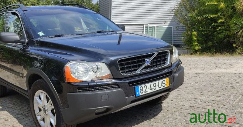 2003 Volvo Xc-90 in Porto, Portugal - 3