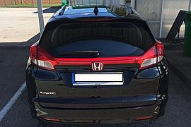 2015' Honda Civic Tourer
