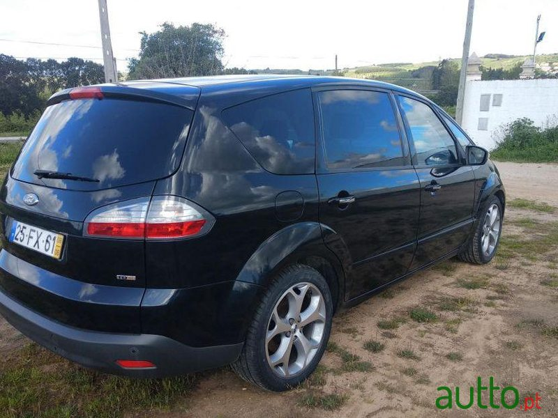 2008 39 ford s max 7 lugares titanium for sale 13 500. Black Bedroom Furniture Sets. Home Design Ideas