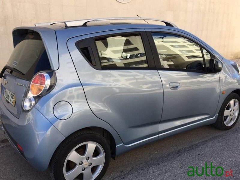 2011 Chevrolet Spark in Montijo, Portugal - 4