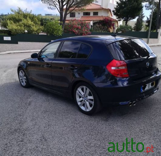 2009 BMW 120 in Leiria, Portugal