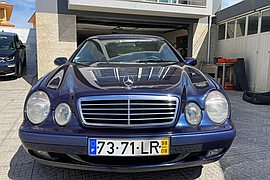 1998' Mercedes-Benz Clk-200 Kompressor