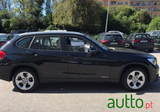 2014 BMW X1 in Porto, Portugal - 2