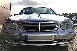 2003' Mercedes-Benz C-220 Cdi Avantgarde