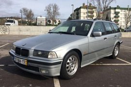 1998' BMW 325 Tds Touring Sport
