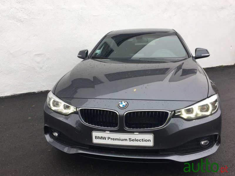 2018 BMW 418 Gran Coupe in Pinhel, Portugal - 3