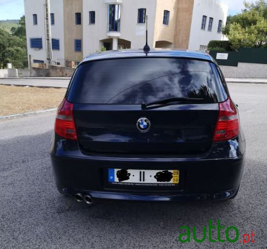 2009 BMW 120 in Leiria, Portugal - 5
