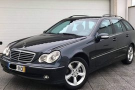 2003' Mercedes-Benz C-270 Avantgarde