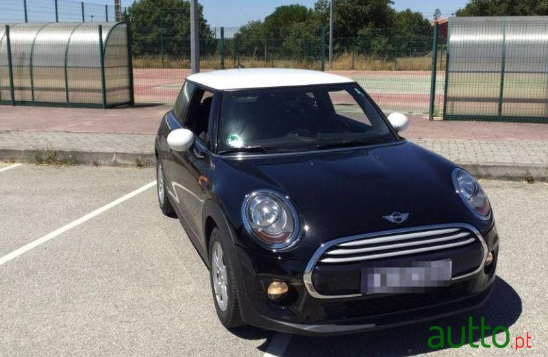 2014 Mini Cooper D 116Cv em Oliveira do Hospital, Portugal