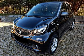 2016' Smart Forfour