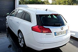 2011' Opel Insignia Sports Tourer