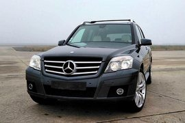 2008' Mercedes-Benz Glk-320 Edition 1