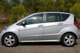 2009' Mercedes-Benz A-150 Avantgarde