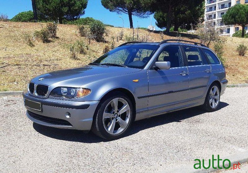 2003 BMW 330 in Oeiras, Portugal - 2